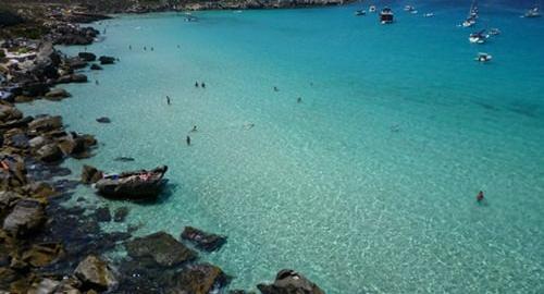 Ecco la spiaggia più bella d'Italia!